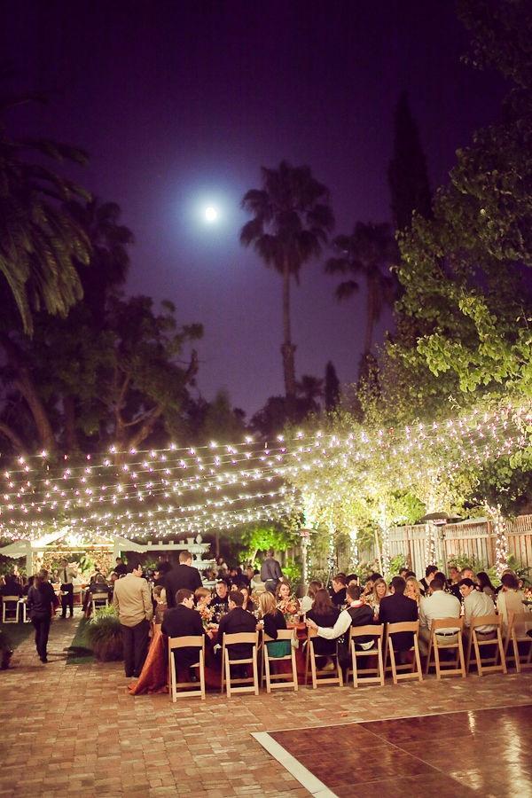 زفاف - حفلات الزفاف-الفناء