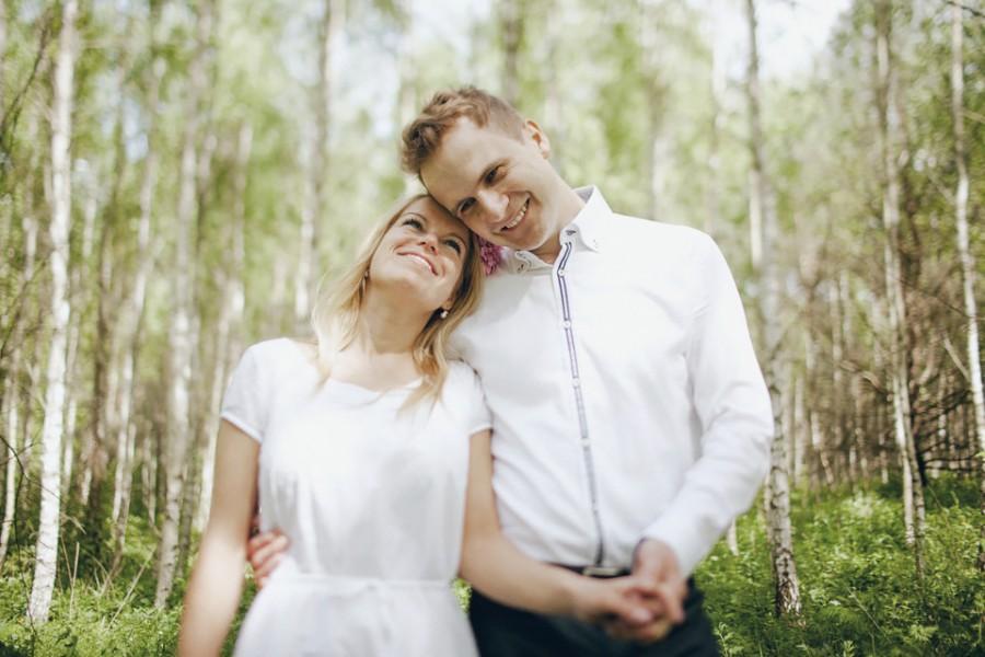 Mariage - Goda Et Arturas engagement