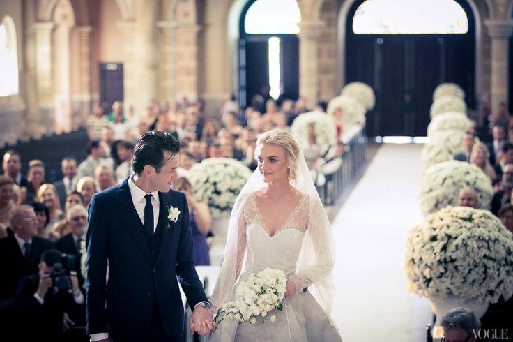 Hochzeit - Langarm & 3/4 Länge Hülse Brautkleid Inspiration