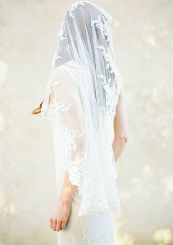 Hochzeit - Brautschleier und Kopfschmuck Inspiration