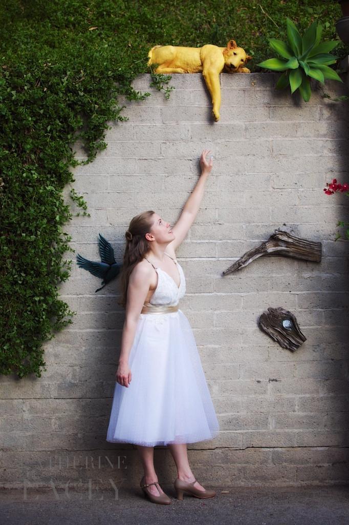 Wedding - Artistic Bridal Portrait