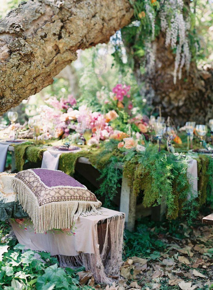 Nozze - Giardino tablescapes