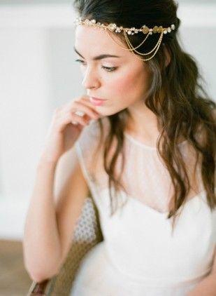 Hochzeit - Kopfstücke