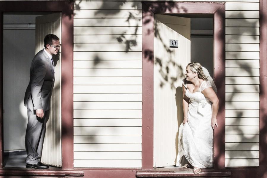 Свадьба - Туалет Свадьбы