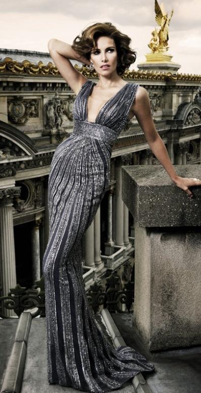 Hochzeit - Glitzernde Kleider .... Greys