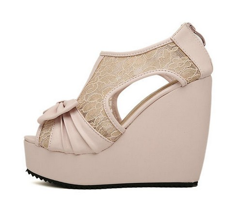 Wedding - Fashion Style All Match Shoes Brown Brown SD0272