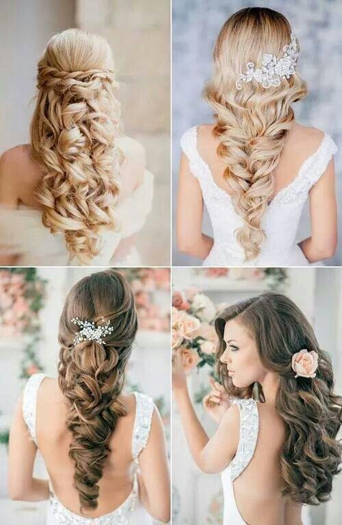 Mariage - Brides avec des modèles Sass cheveux