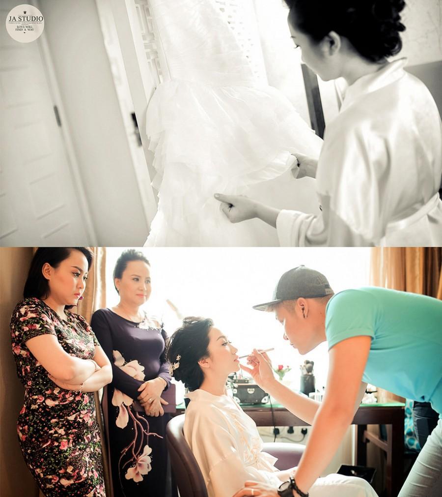 Wedding - Chụp Phóng Sự Cưới - Chụp Ăn Hỏi Đám Cưới ( Ja Studio - 11E Thụy Khuê )