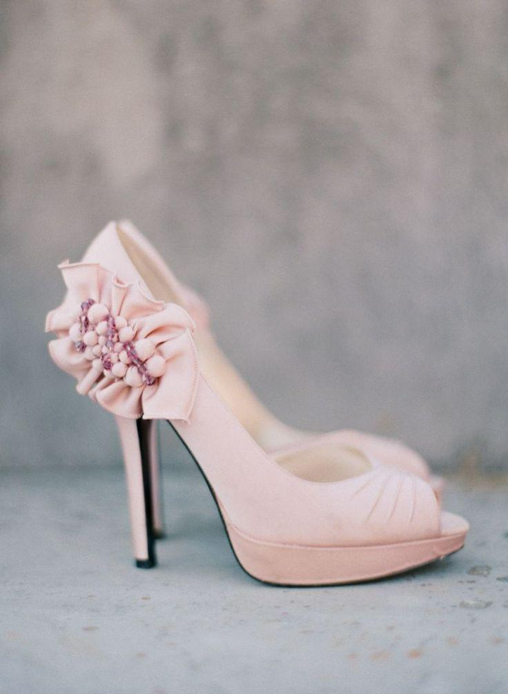 Blush Pink Weding Shoes 012 - Blush Pink Weding Shoes