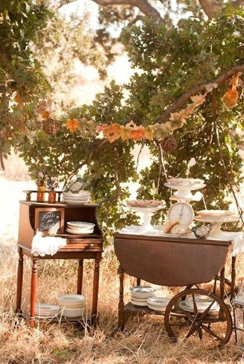Fall Wedding - FALL RUSTIC Wedding Ideas #2121969 - Weddbook