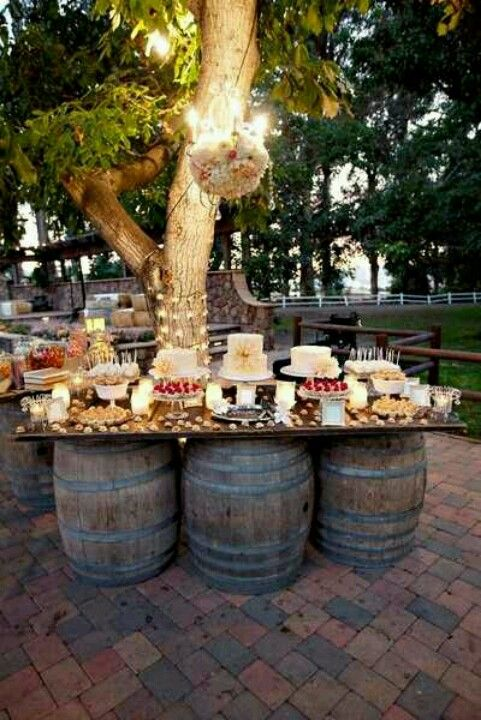 Fall Rustic Wedding Ideas