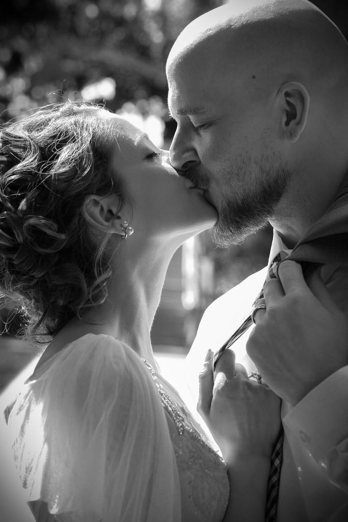 Hochzeit - Glühend