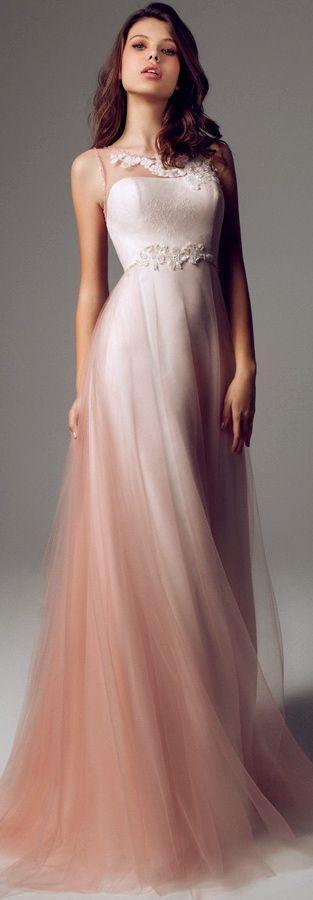 kleid pastell rosa