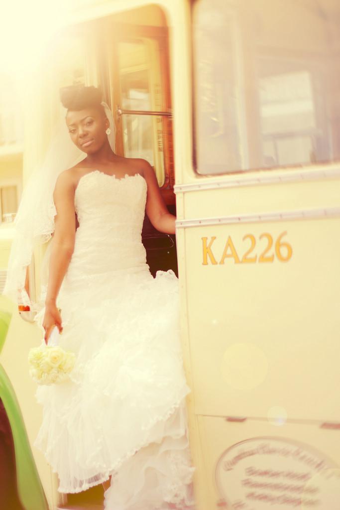 Wedding - Patience