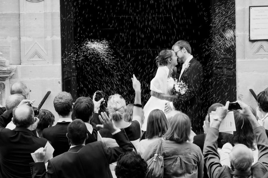 Wedding - Sortie D'église