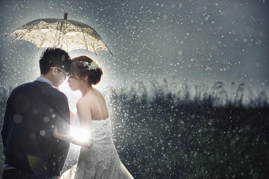 Wedding - [Wedding] Raining Day