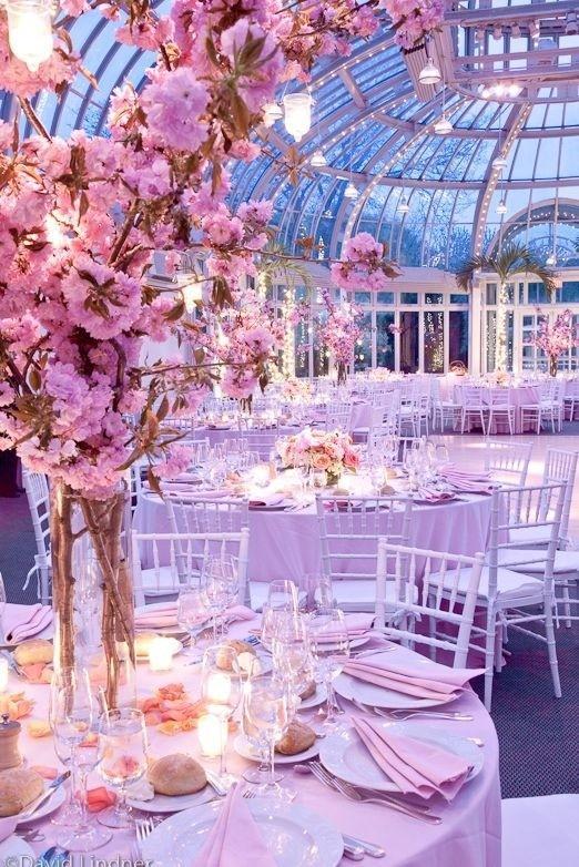 Wedding - ♥~•~♥Cherry Blossom Wedding