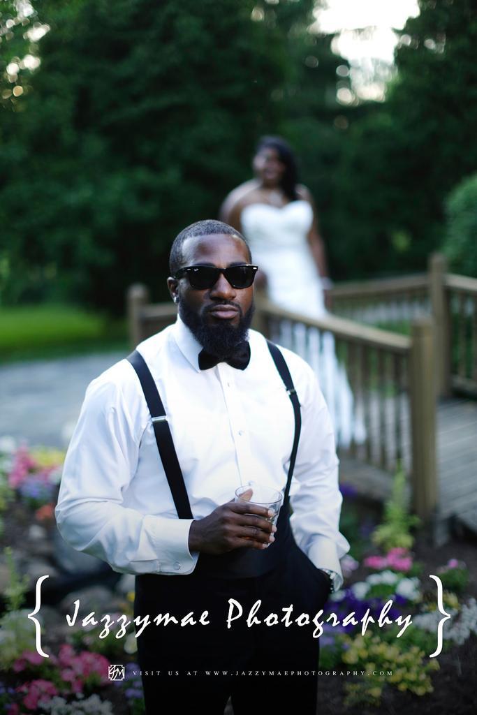 Wedding - Chris And Gena Hart