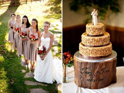 Fall Wedding - FALL RUSTIC Wedding Ideas #2123433 - Weddbook