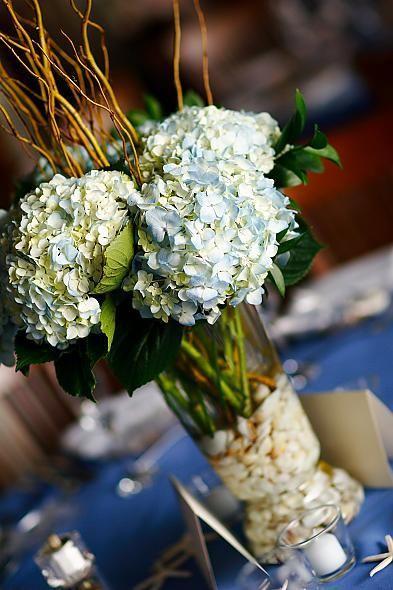 Boda - Pale azul de la boda