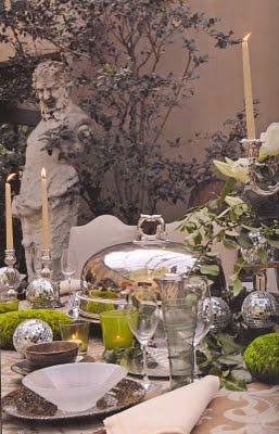 Wedding - Garden Tablescapes