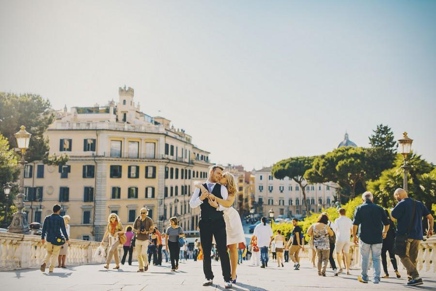 Wedding - Rome Wedding Photographer - Andrea And Sebastian