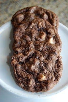 Wedding - Chocolate Chocolate Chip Cookies