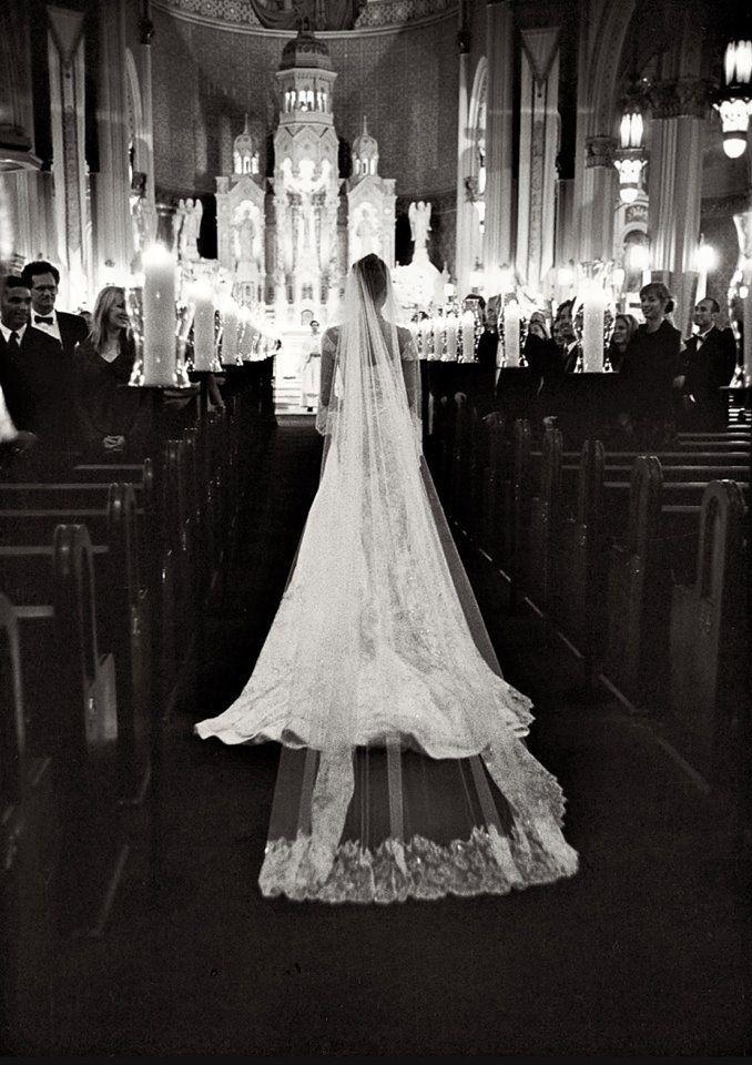 Hochzeit - Brautschleier usw.