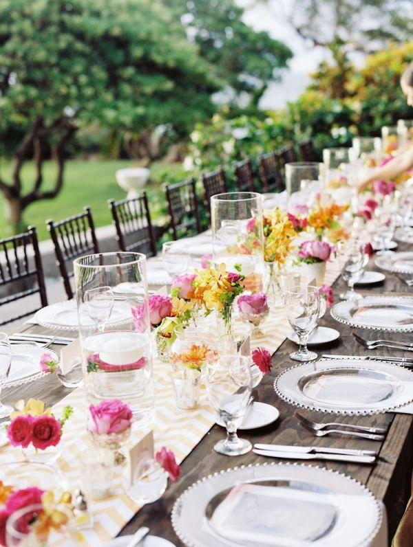 Mariage - Mariage Maui coloré