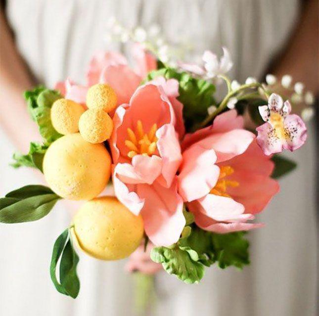 15 Fresh Blumen Fur Moderne Sommer Hochzeiten 2124996 Weddbook