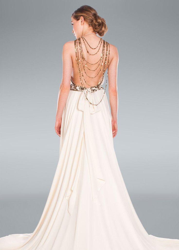 Mariage - Robes de mariée dos nu
