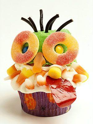 Mariage - Cupcakes Monster