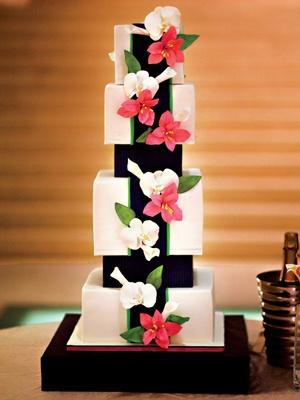 Gâteau 25 Plus Beaux Gâteaux De Mariage 2125579 Weddbook