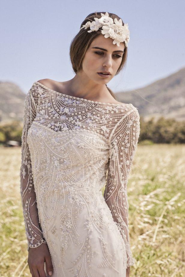 Boho Schönheiten - Die Hochzeitskleider Von Bo Und Luca #2125603 ...