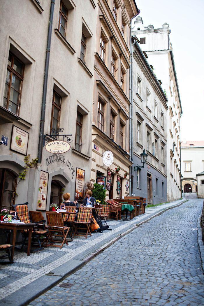 Boda - Cobblestone Lane Praga