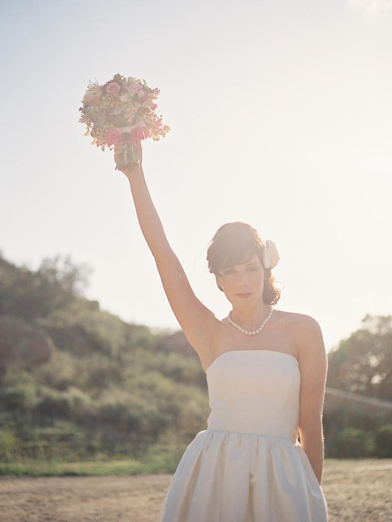Wedding - Bridal Session In Simi Valley