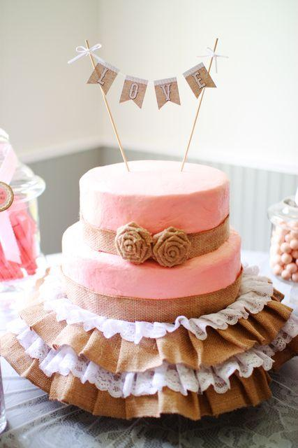 Wedding - Shabby Chic, Vintage Glam Bridal/Wedding Shower Party Ideas