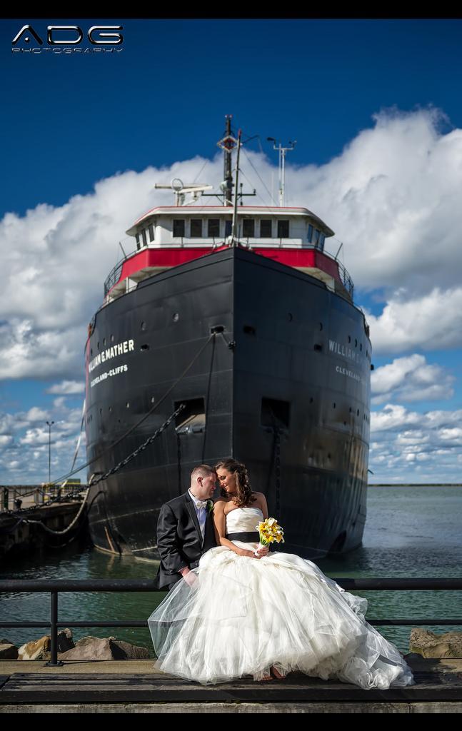 Wedding - Melissa And Ryan Explore #474