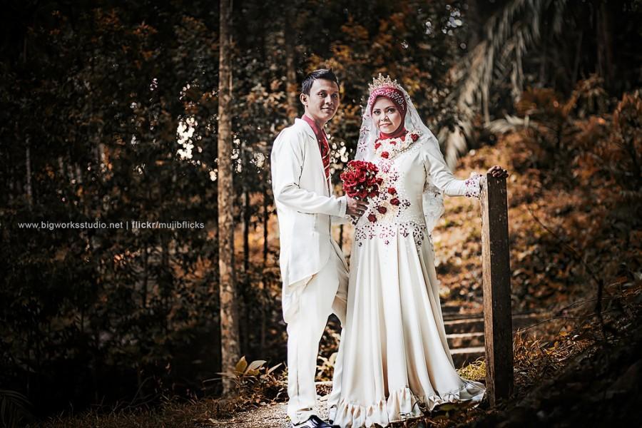Wedding - Azizi & Azian