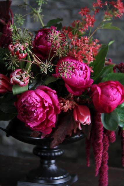Mariage - Hot Pink mariage Inspiration