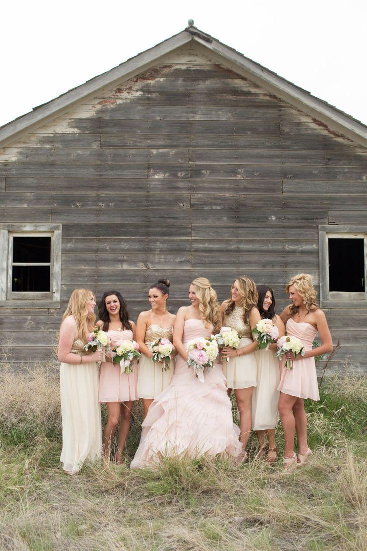 Düğün - Allık Pembe Düğün Montana