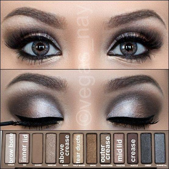 Wedding - Eye Makeup