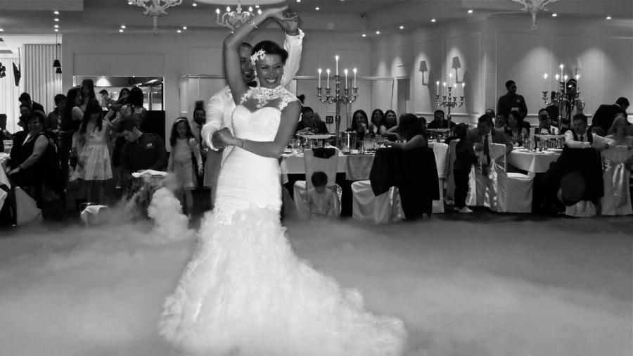 Hochzeit - Erster Tanz als Mann und Frau: Robert Und Stephanie