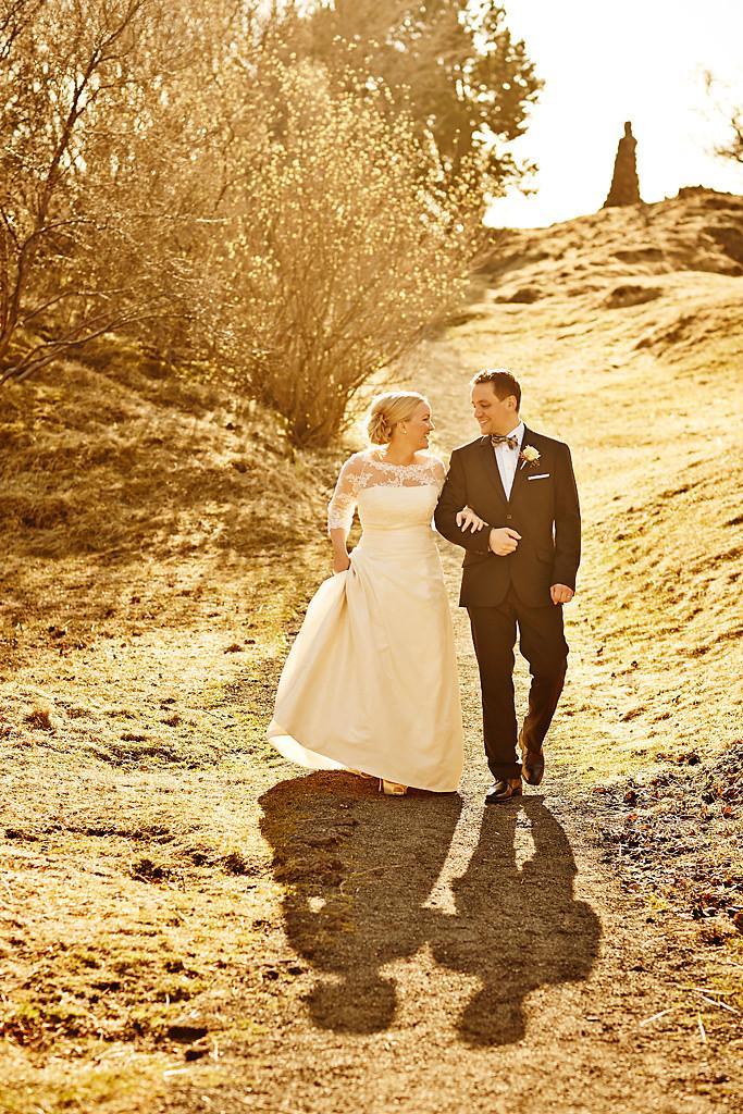 Свадьба - Хельга И Бьярни