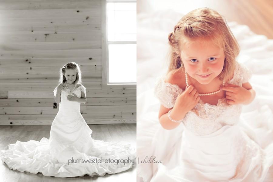 Wedding - Mom's Wedding Dress Series