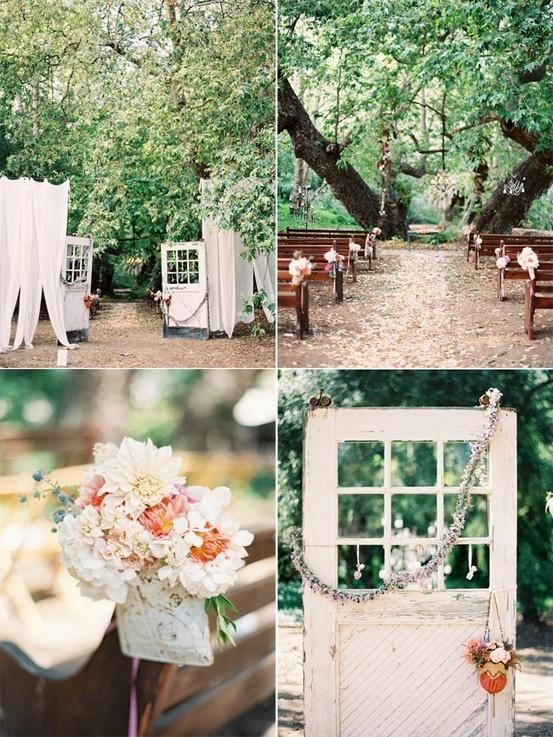 Hochzeit Im Freien Hochzeiten Freien Garten 2127483 Weddbook