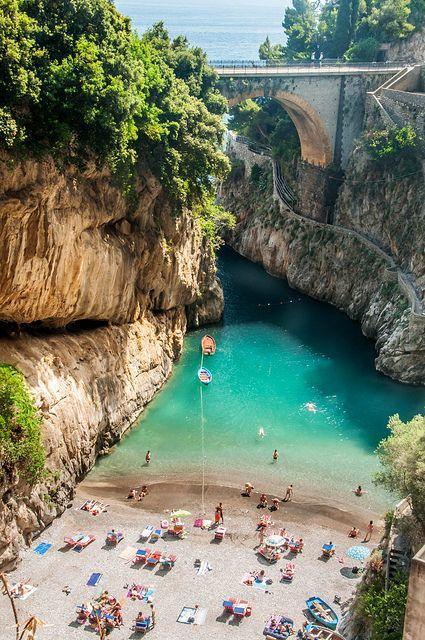 Mariage - Les meilleures plages en Italie pour des vacances ultime plage italienne