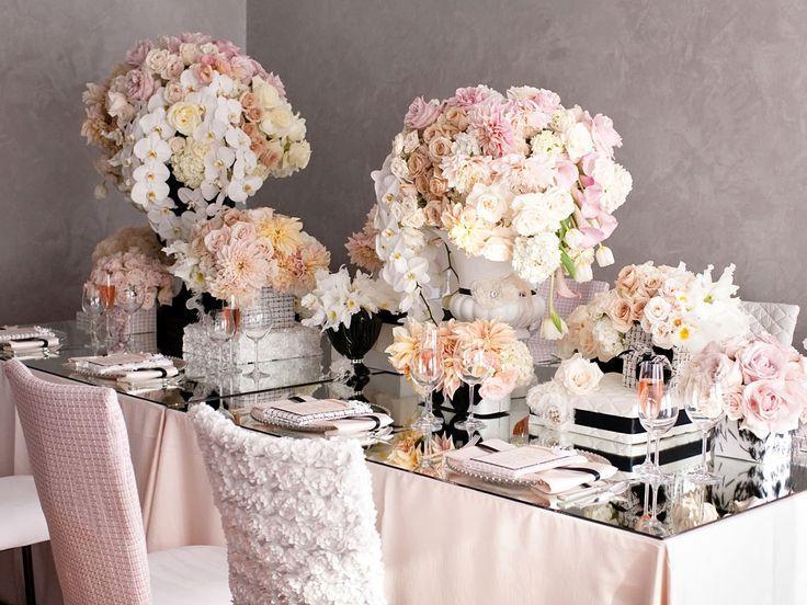زفاف - التخطيط لحفل الزفاف: الاستقبال