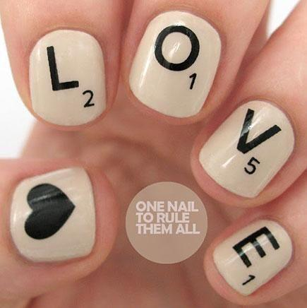 17 Valentine's Day Nail Art Designs We Love - 17 Valentine's Day Nail Art Designs We Love #2127990 - Weddbook