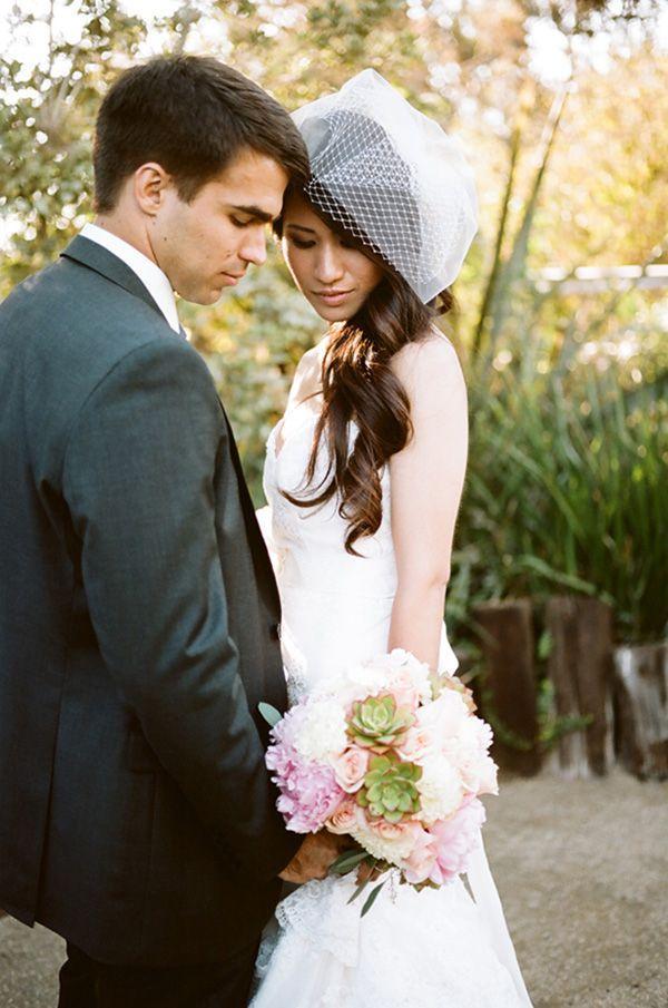Boda - Elegante de la boda del verano con los Succulents y Pasteles En Red Horse Granero